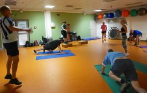 Adults training 1