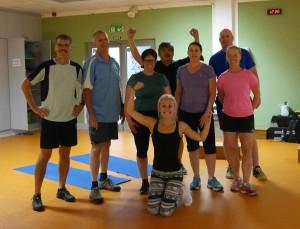 Adults training 2